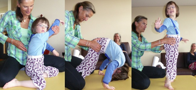 Sylvia Shordike Anat Baniel NeuroMovement Children With Special Needs 9